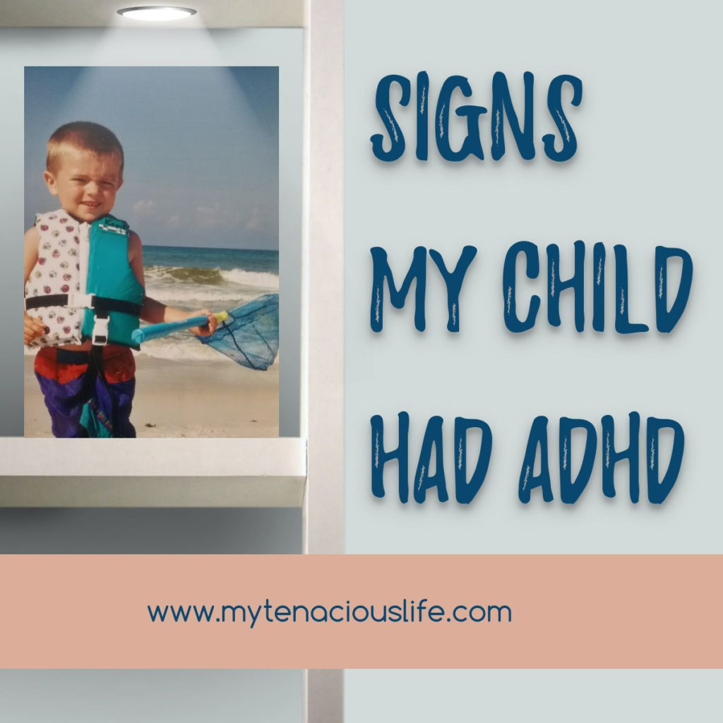Signs My Child Had ADHD